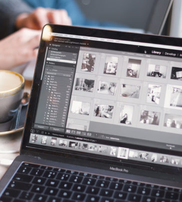 LIGHTROOM, L'INDISPENSABLE